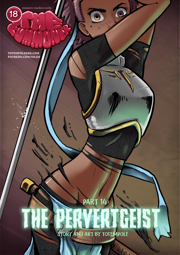 The Pervertgeist #000 – cover