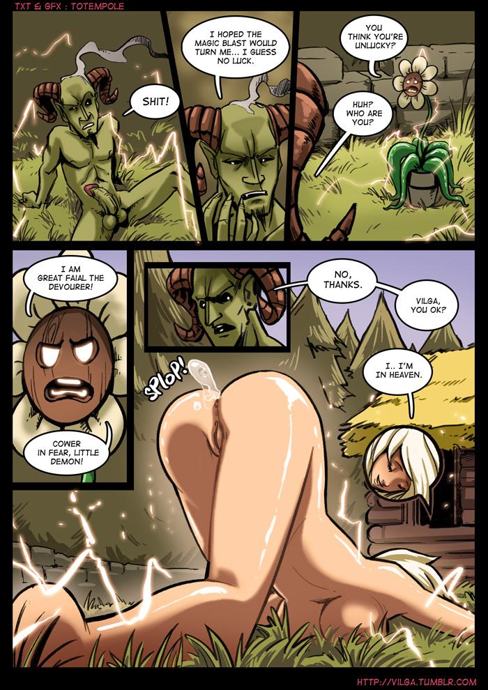 Witch Morwena 16