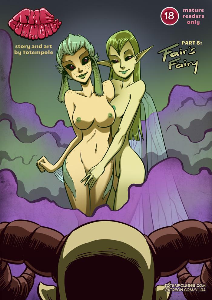 Fair's Fairy – cover