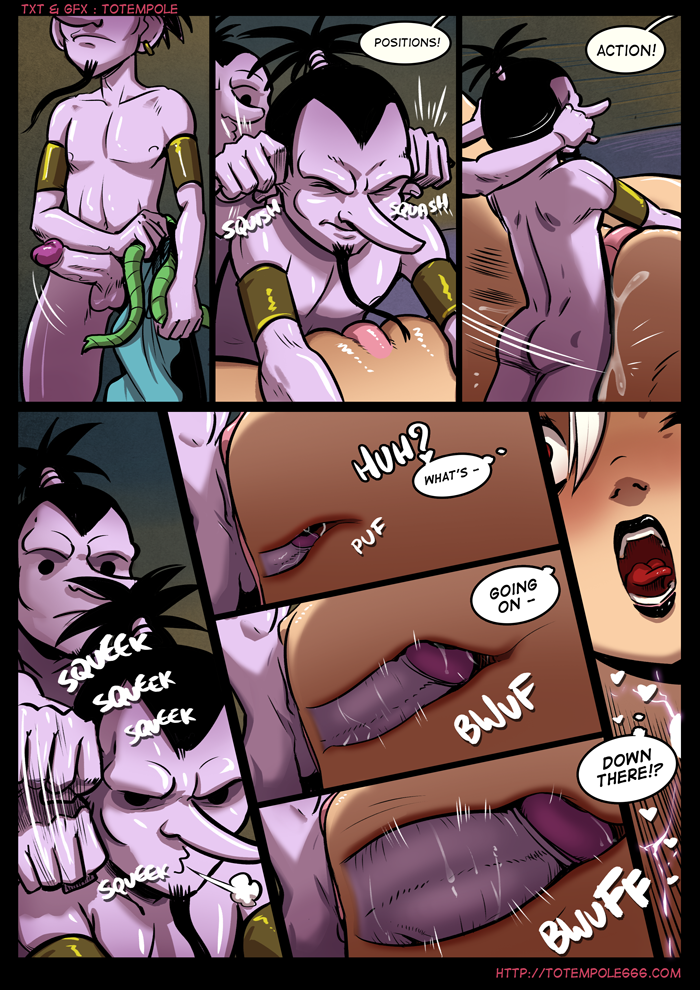 A Gift Whore's Mouth #020